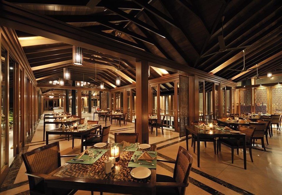 chair Lobby restaurant Dining lighting function hall Resort Bar