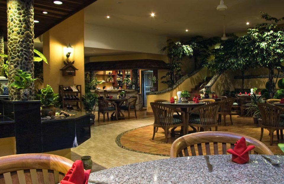 chair Lobby restaurant Resort Dining Bar backyard dining table