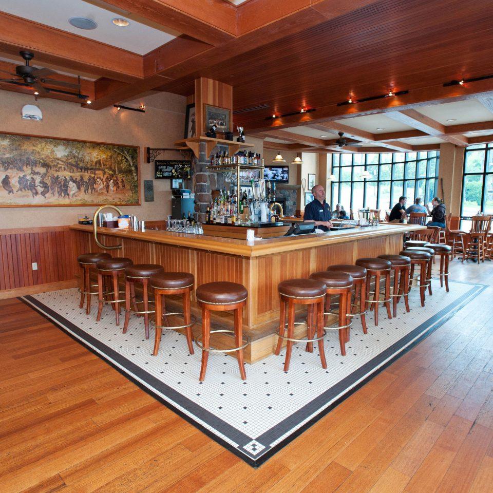 wooden hardwood recreation room Lobby restaurant wood flooring Bar Resort Dining hard