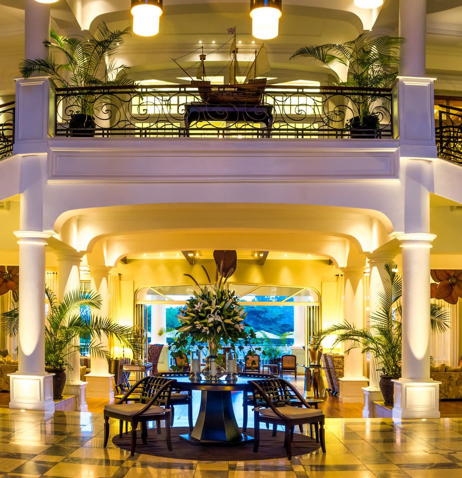 Lobby Resort function hall restaurant palace shopping mall Dining Bar mansion ballroom