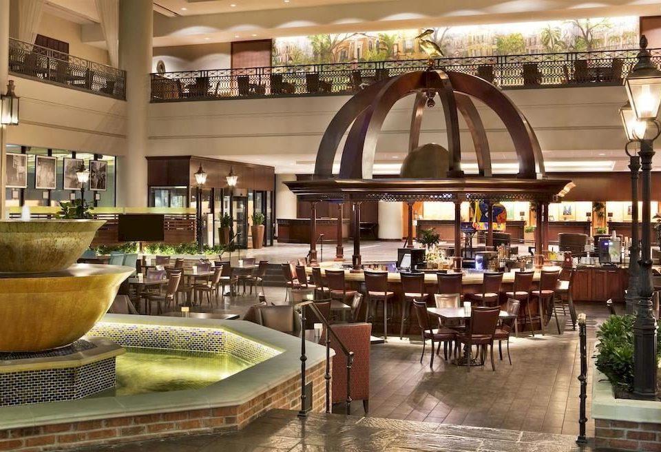 Lobby restaurant Bar Resort Dining