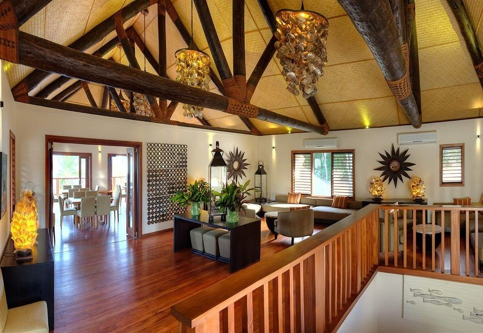 property home house Dining wooden Lobby Villa living room mansion cottage Resort farmhouse Bar