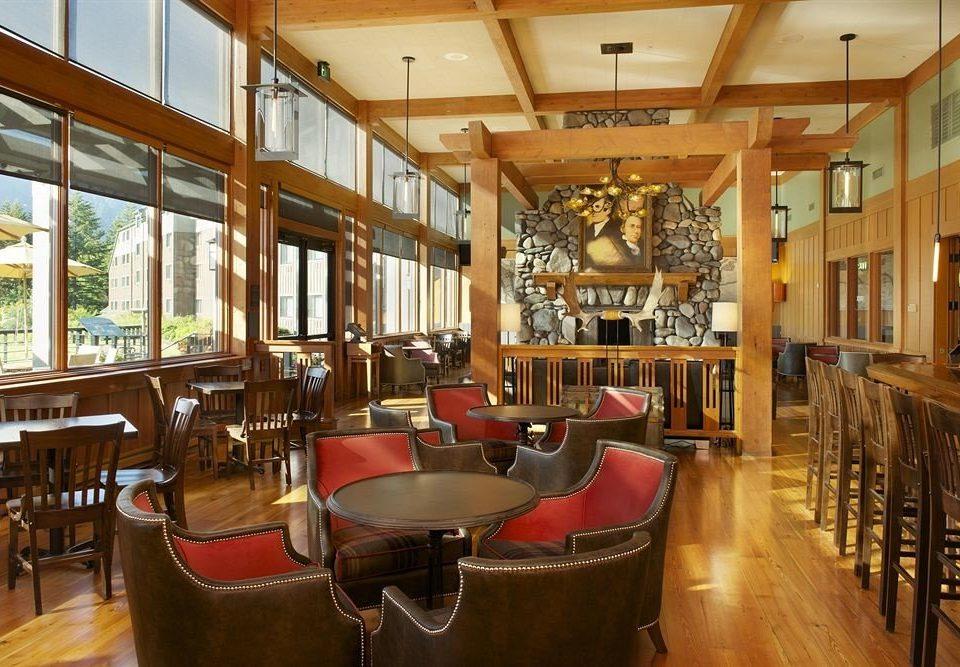 Dining Lodge Resort chair property restaurant wooden café Bar