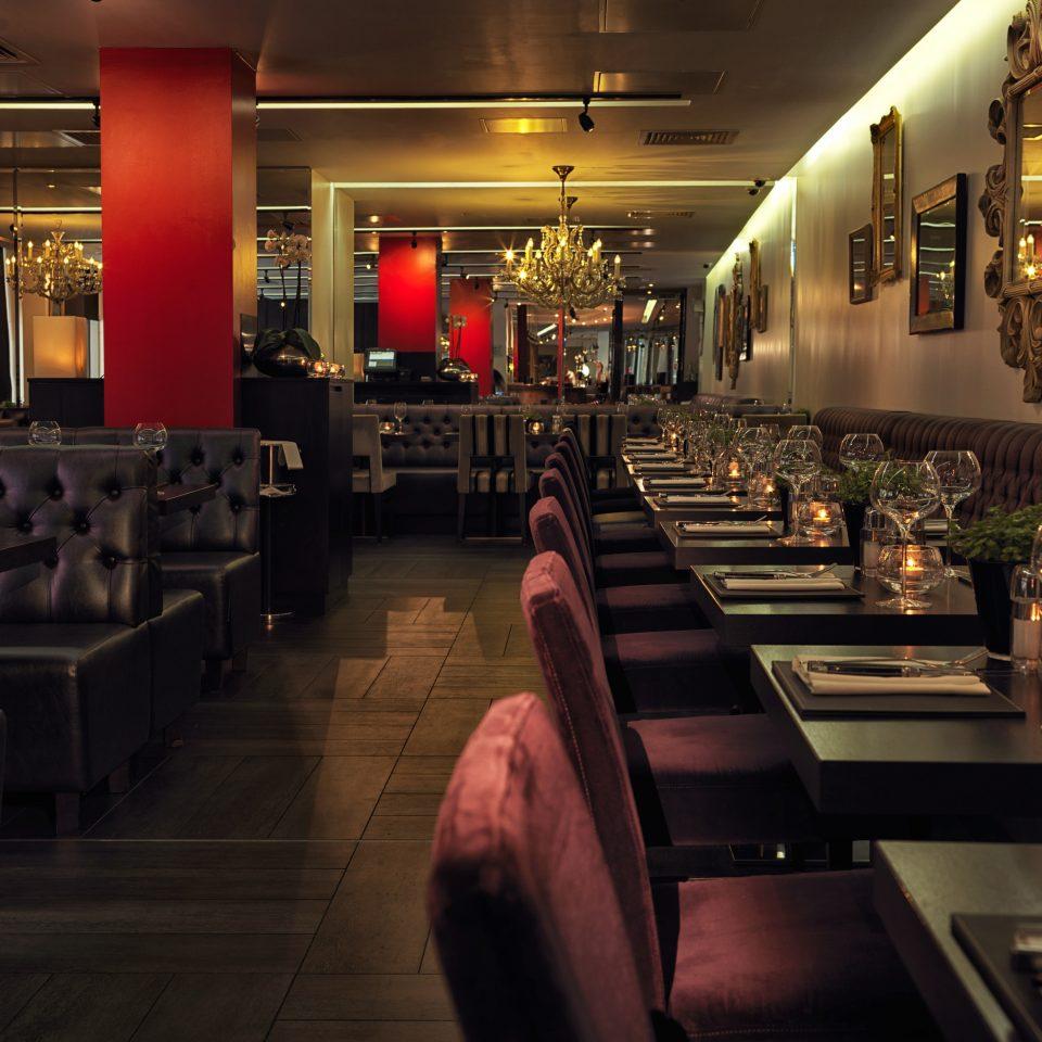 Dining Modern restaurant Bar café line