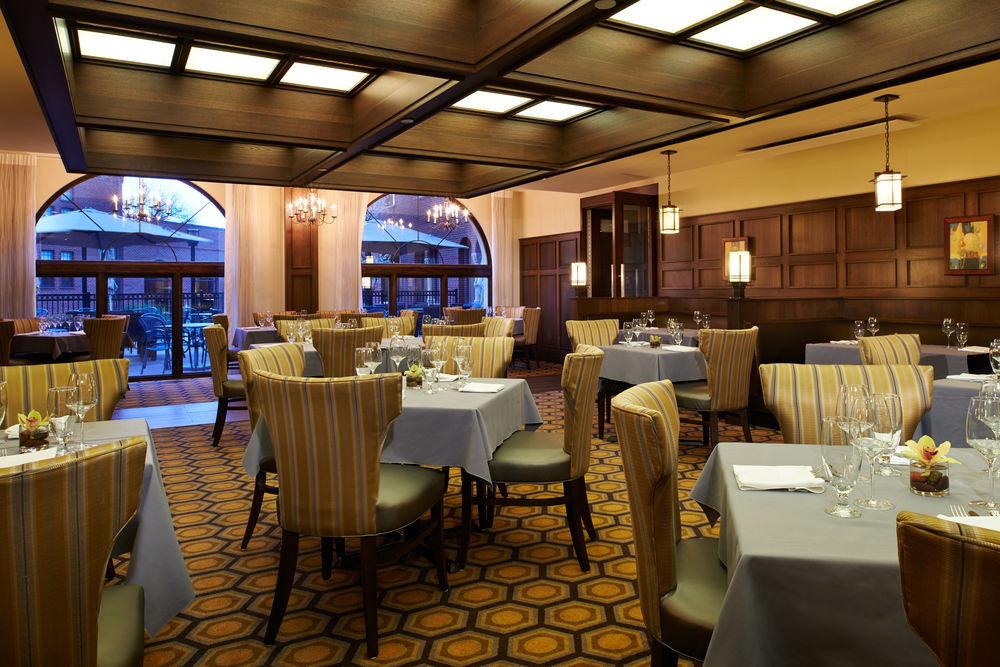 chair restaurant function hall Resort convention center Dining ballroom Bar