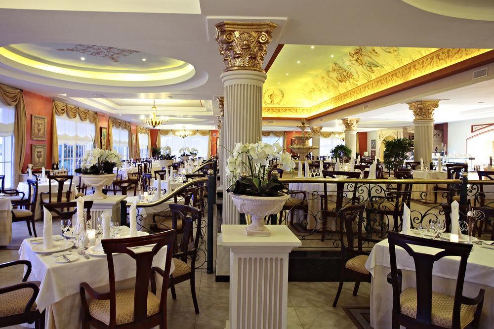 chair Dining restaurant function hall café palace Resort Bar ballroom set dining table