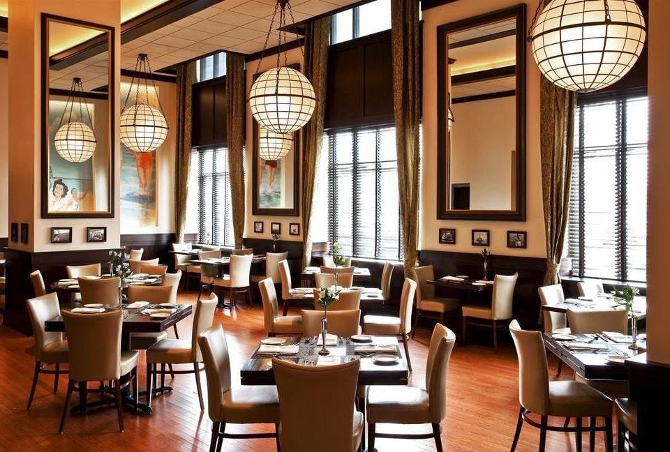 chair restaurant café Resort Bar Dining