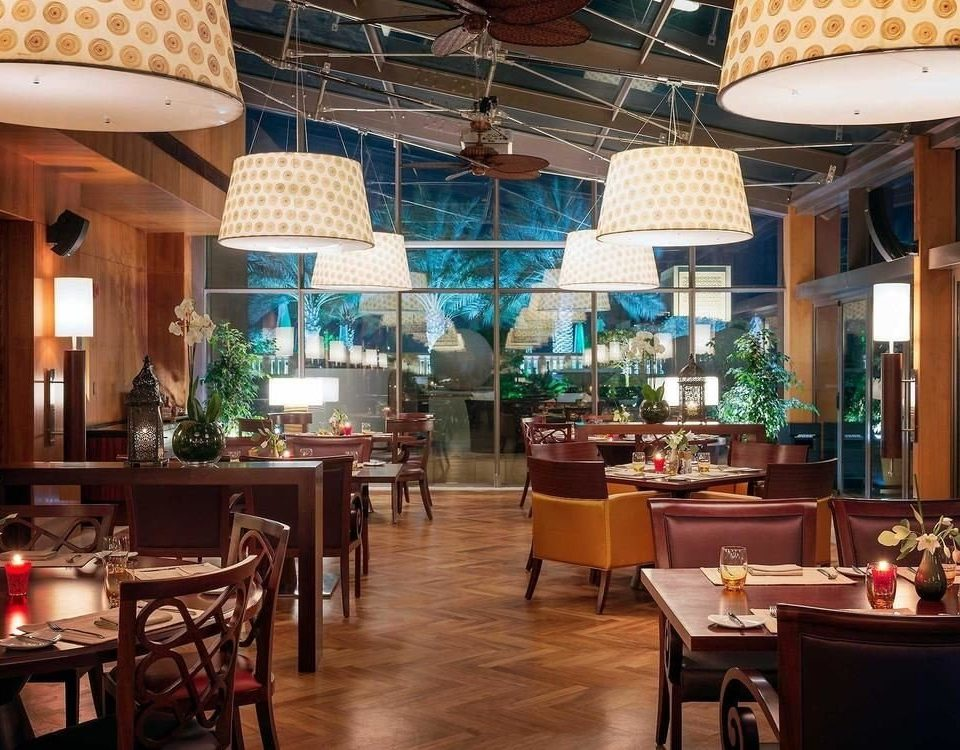 chair Dining restaurant Resort café Bar
