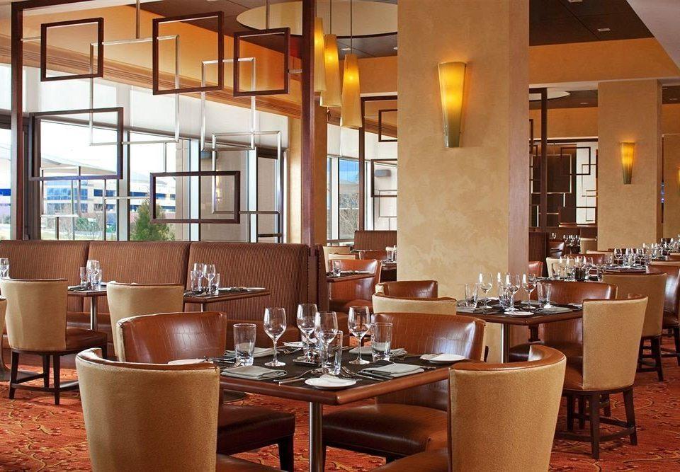 Dining chair restaurant café Bar Resort set dining table