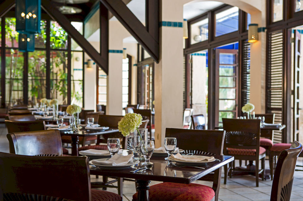 chair restaurant property Dining Bar Resort dining table