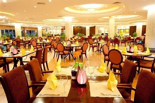 chair Dining restaurant function hall set Resort Bar