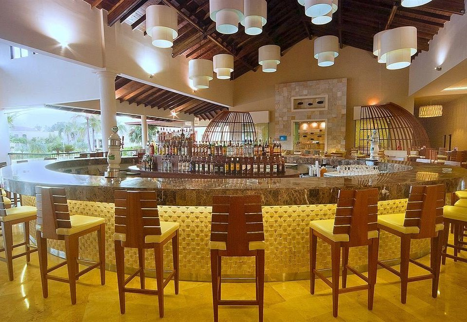 chair restaurant function hall Dining Bar Resort palace set