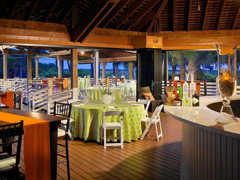 chair restaurant Resort Dining function hall Bar dining table