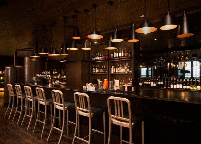 Bar restaurant function hall dining table