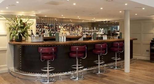 Bar function hall restaurant dining table