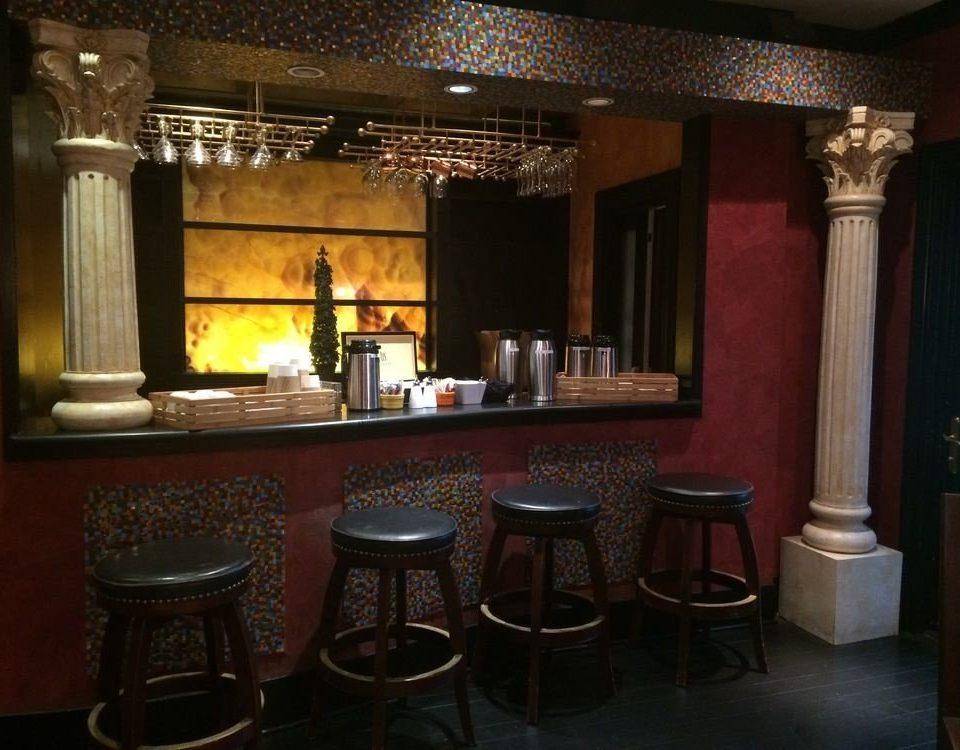property Bar restaurant lamp dining table