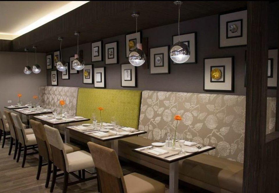 restaurant lighting Bar dining table