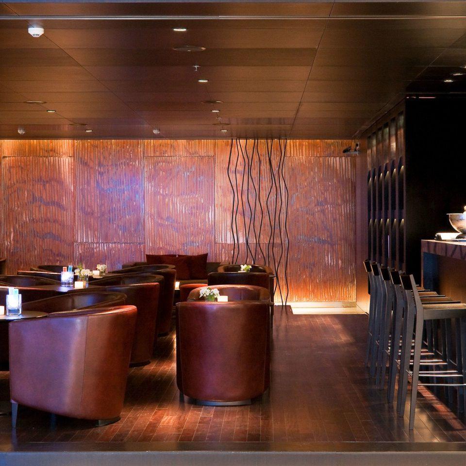 restaurant Bar lighting steel dining table