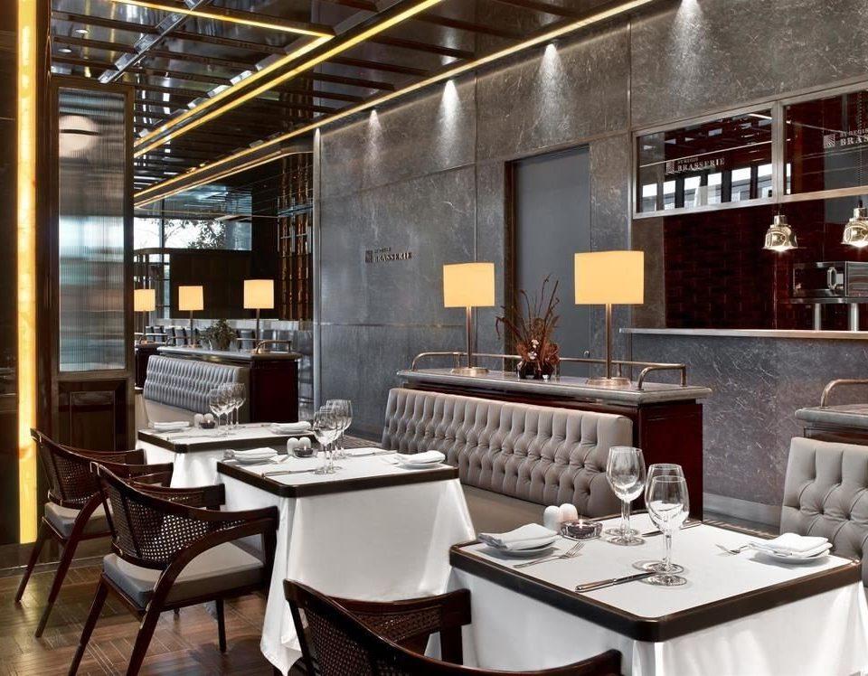 restaurant Bar living room dining table
