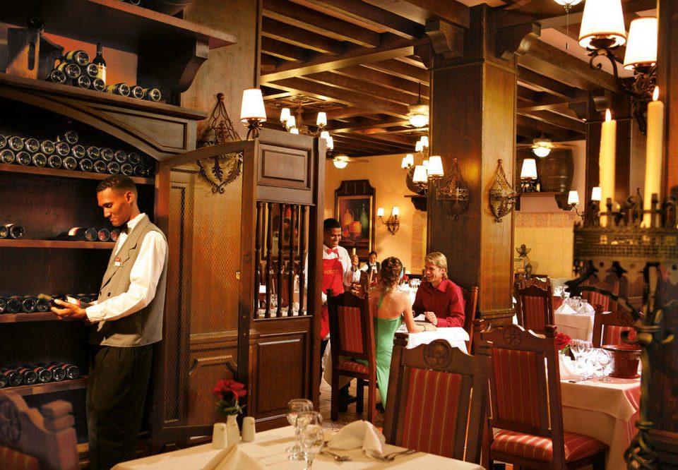 restaurant Bar dinner