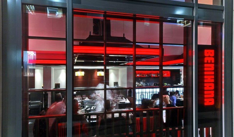 shelf restaurant Bar display window entertainment center