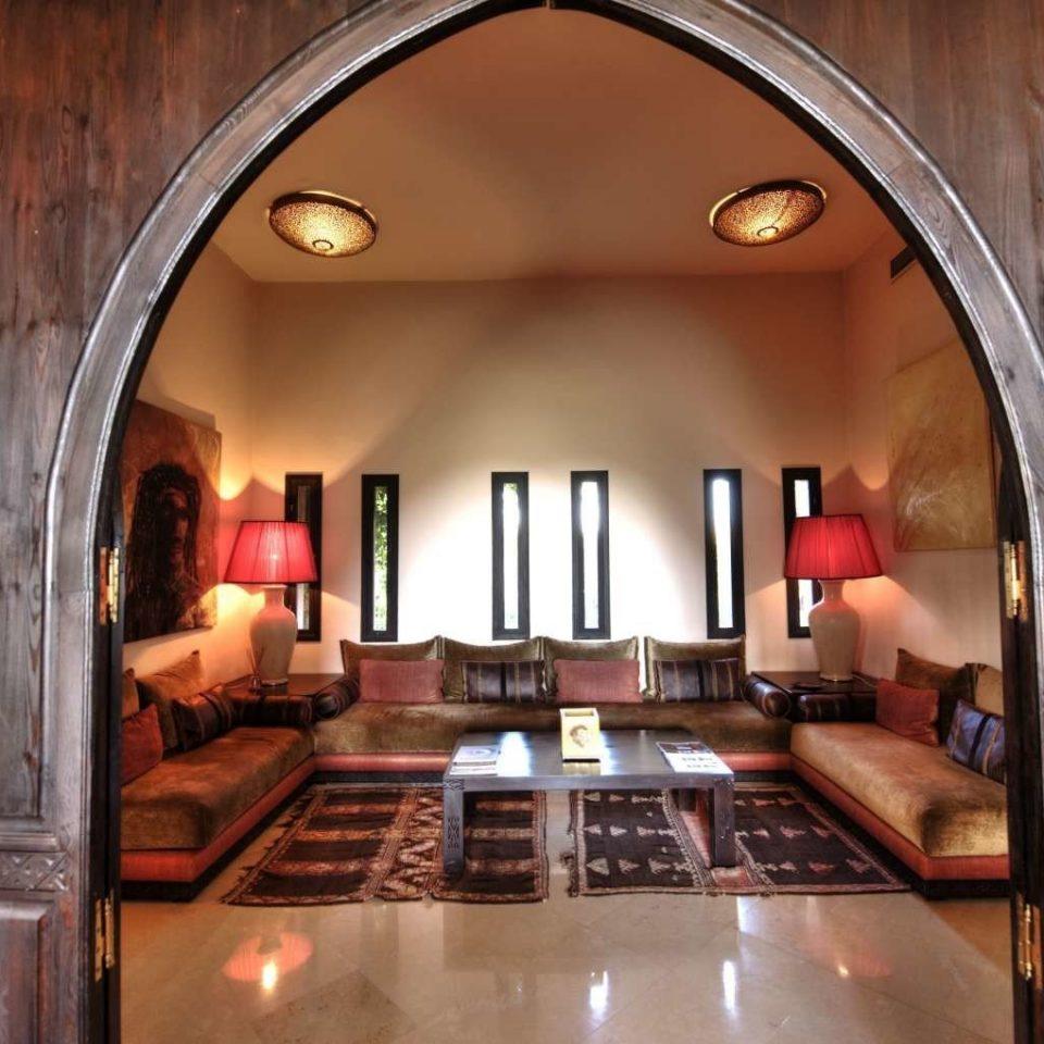 wooden home restaurant living room mansion Bar door open
