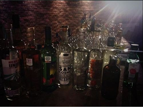 bottle Drink distilled beverage alcoholic beverage alcohol liqueur Bar
