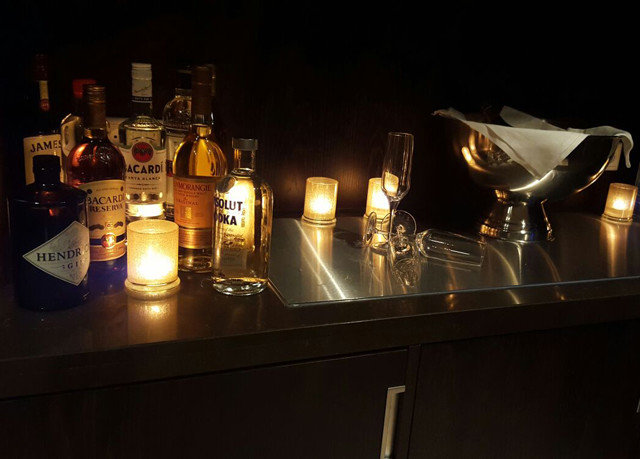 wine bottle Bar Drink lighting counter distilled beverage restaurant