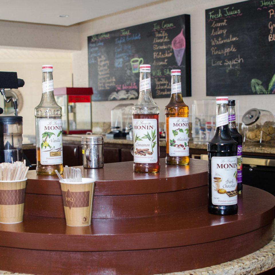 Drink Bar sense distilled beverage cluttered