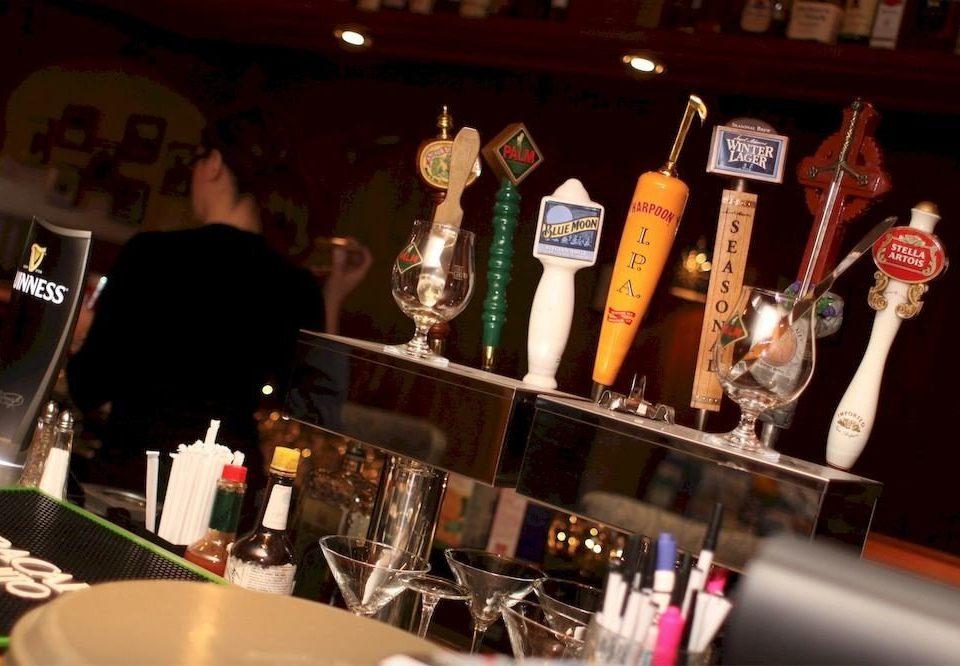 Bar Drink sense counter
