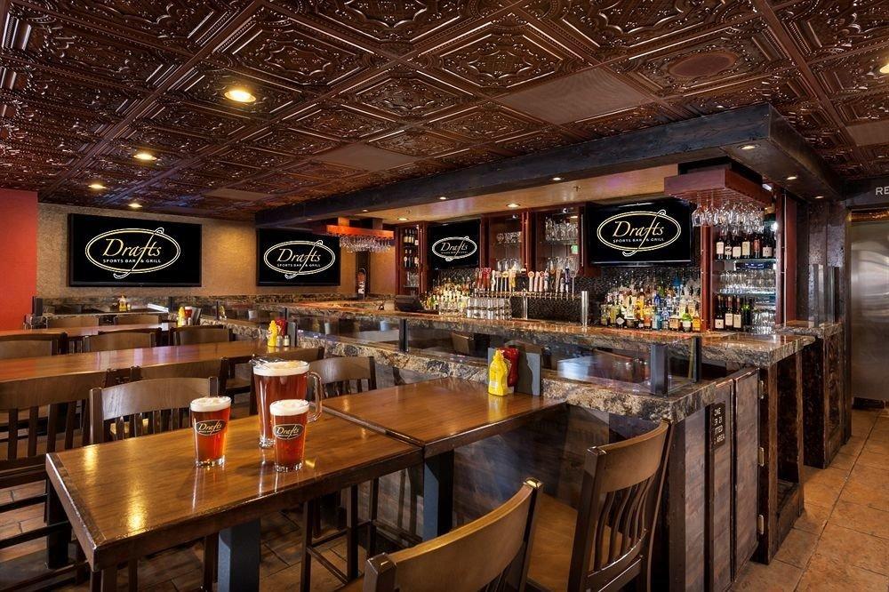 Drink Eat Kitchen Bar steel counter restaurant stainless silver