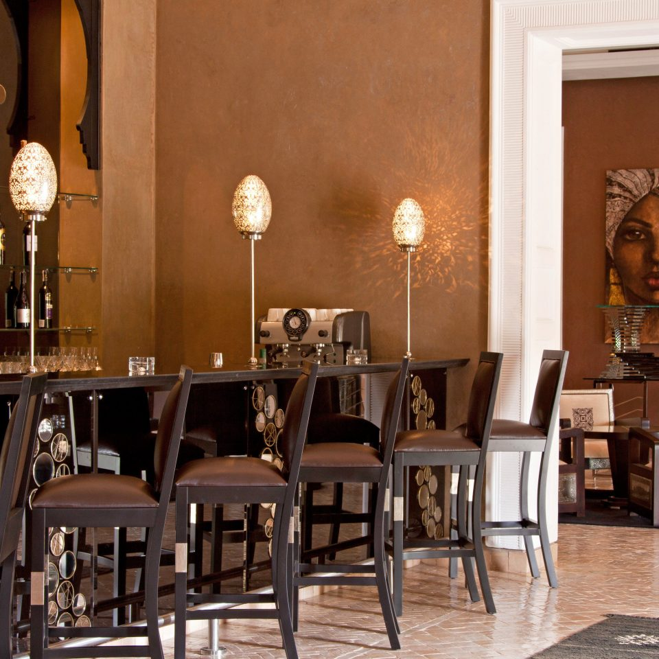 Bar Drink Eat Lounge chair restaurant lighting dining table