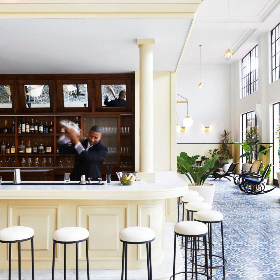 Bar Drink Eat Lounge property home living room lighting restaurant flooring condominium