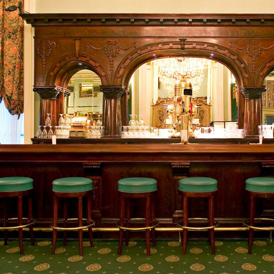 Bar Drink Elegant Historic Resort function hall palace ballroom