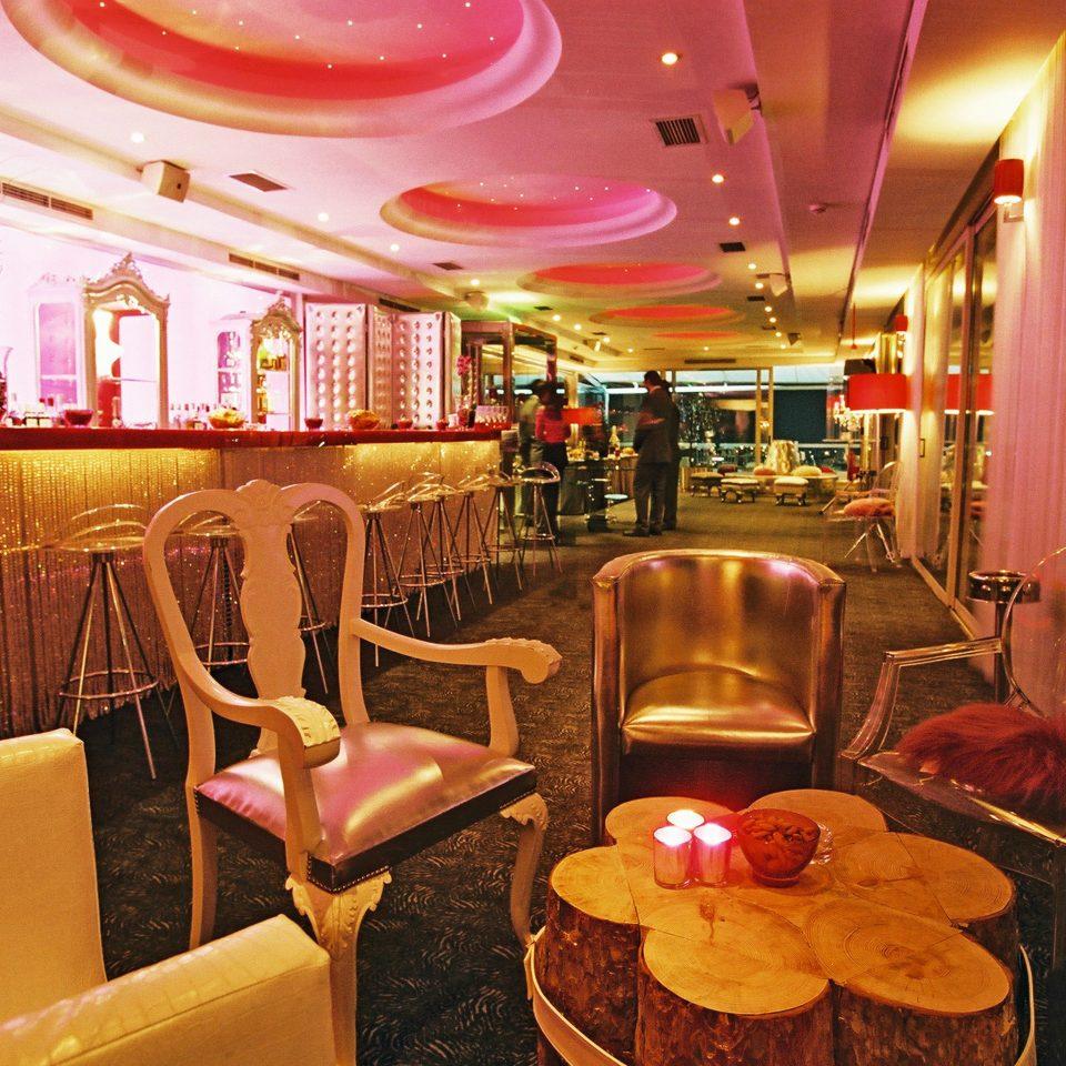 Bar Drink Hip Lounge Luxury chair restaurant function hall set