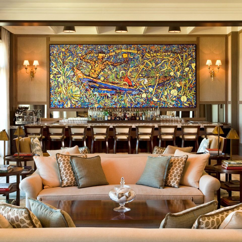 Bar Drink Hotels Lounge Luxury Resort chair living room property Lobby home restaurant nice Suite