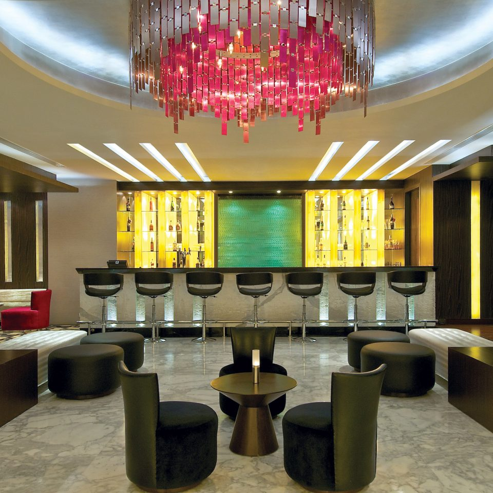 Bar Drink Nightlife Resort auditorium function hall conference hall Lobby recreation room convention center ballroom restaurant theatre