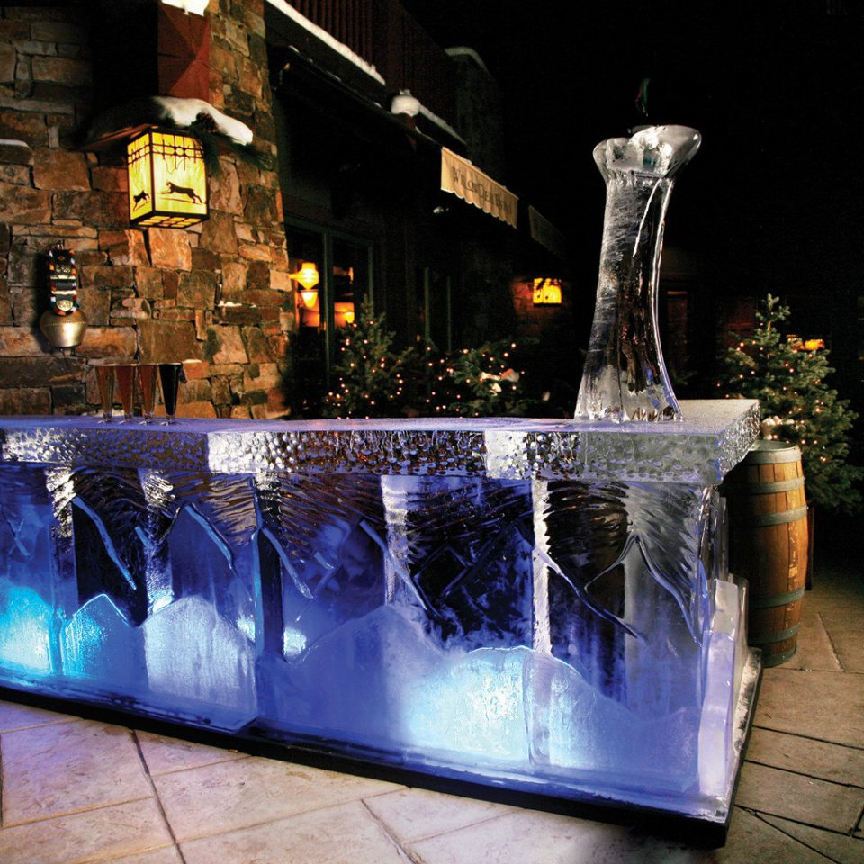 Bar Drink Luxury Resort night light darkness lighting water feature