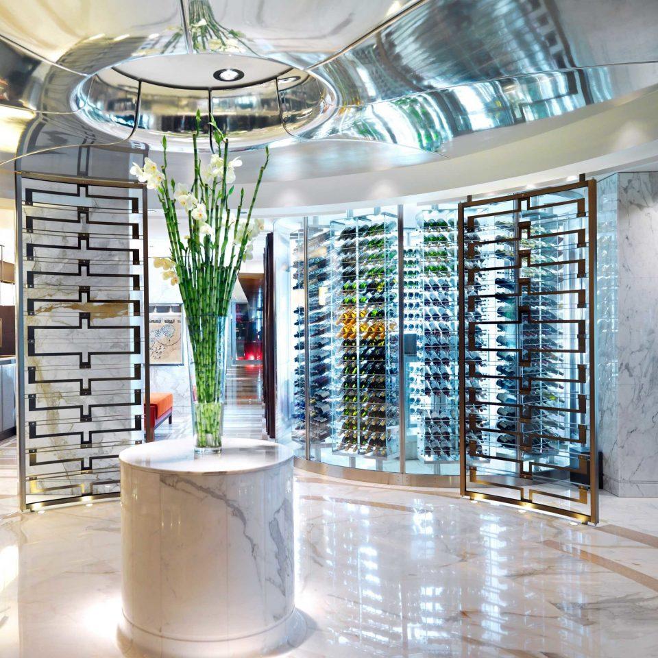 Bar Drink Luxury Resort Wine-Tasting retail building lighting glass display window