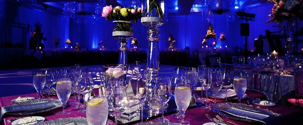 glasses function hall nightclub wedding reception Party quinceañera banquet Bar dinner ballroom Drink drinking