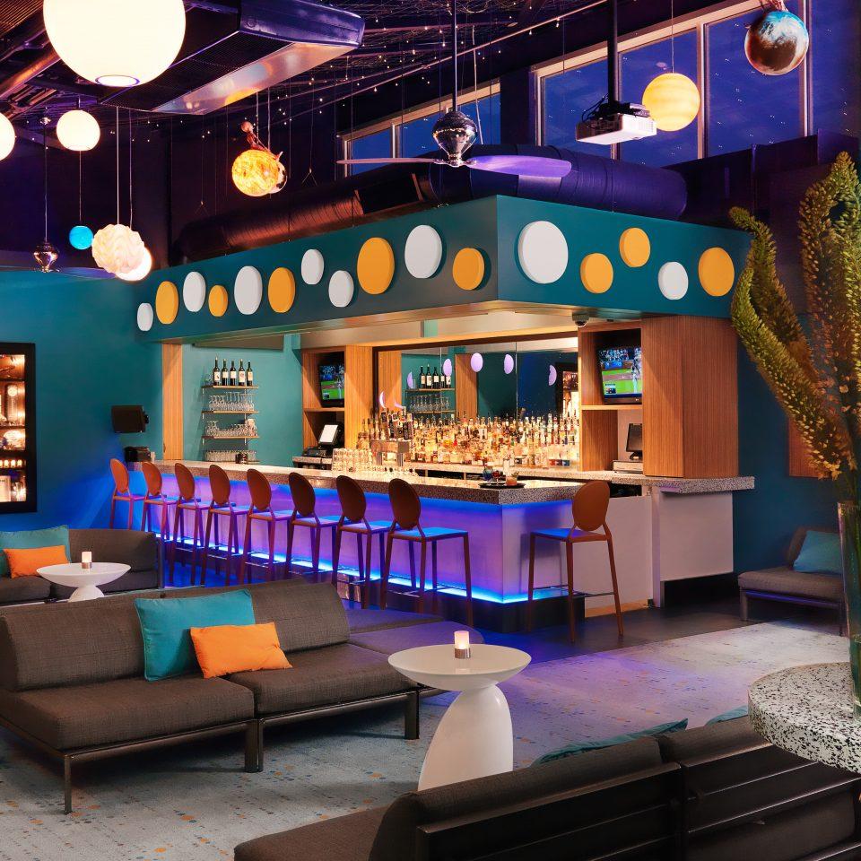 Bar Drink Resort recreation room restaurant living room