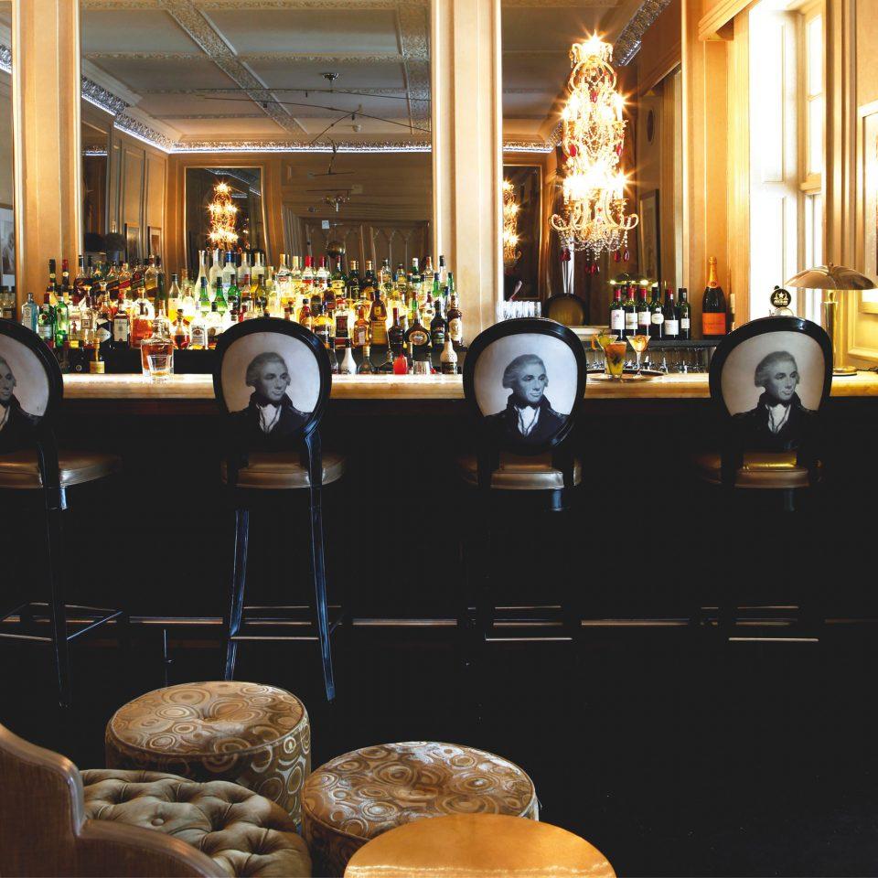 Bar Elegant Hotels lighting Lobby