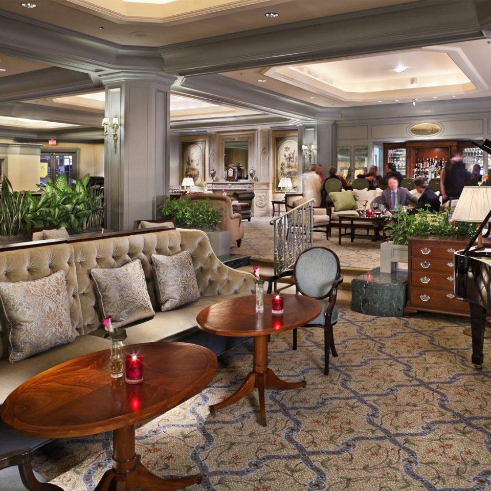 Bar Elegant Lobby Lounge restaurant function hall