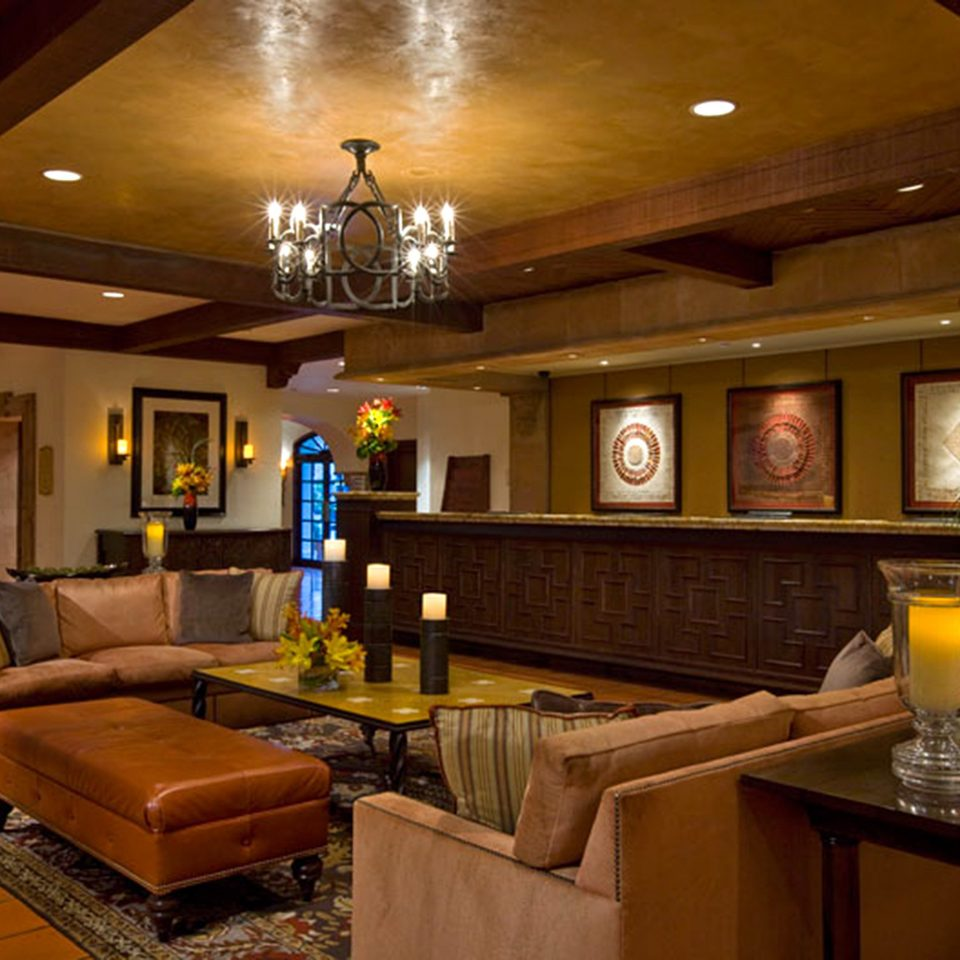 Elegant Lobby Lounge property home recreation room living room billiard room mansion lighting cottage Villa Resort Bar
