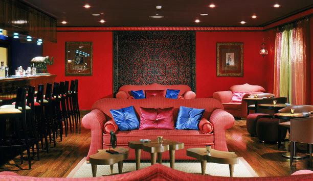 restaurant Entertainment living room function hall Bar