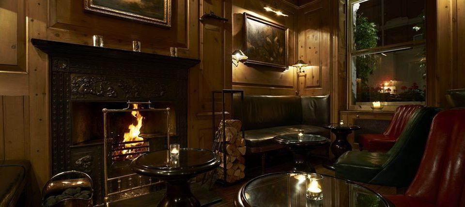 fire Fireplace Bar restaurant lighting mansion screenshot