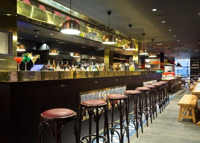 restaurant Bar food court