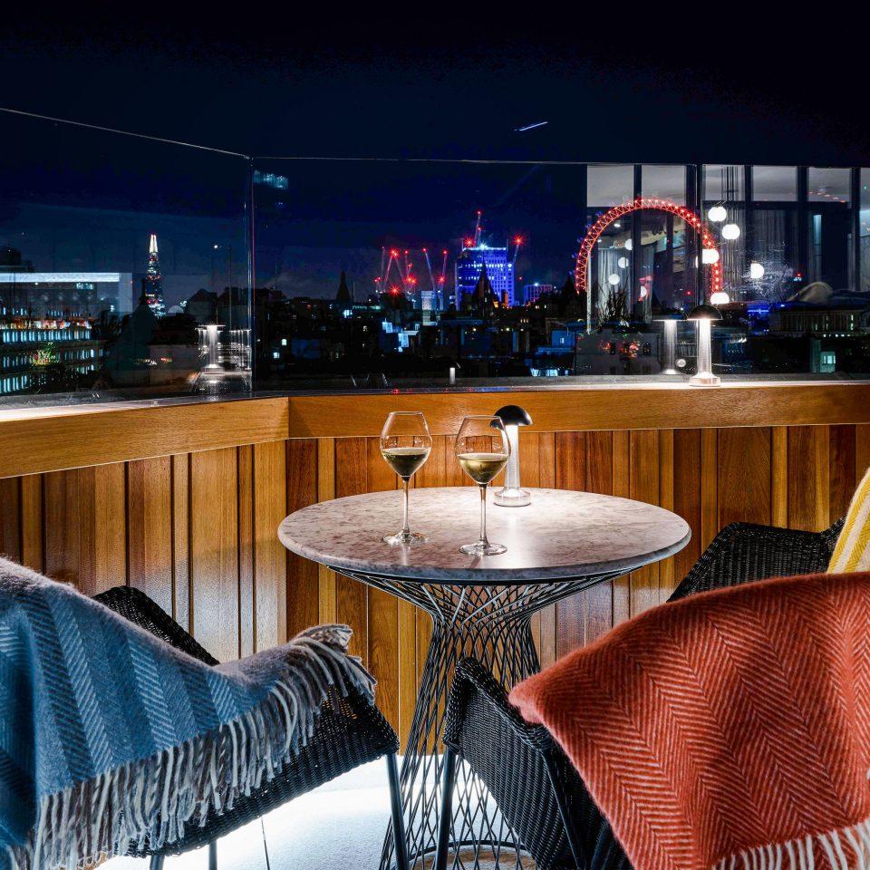 Food + Drink Trip Ideas chair restaurant lighting Bar