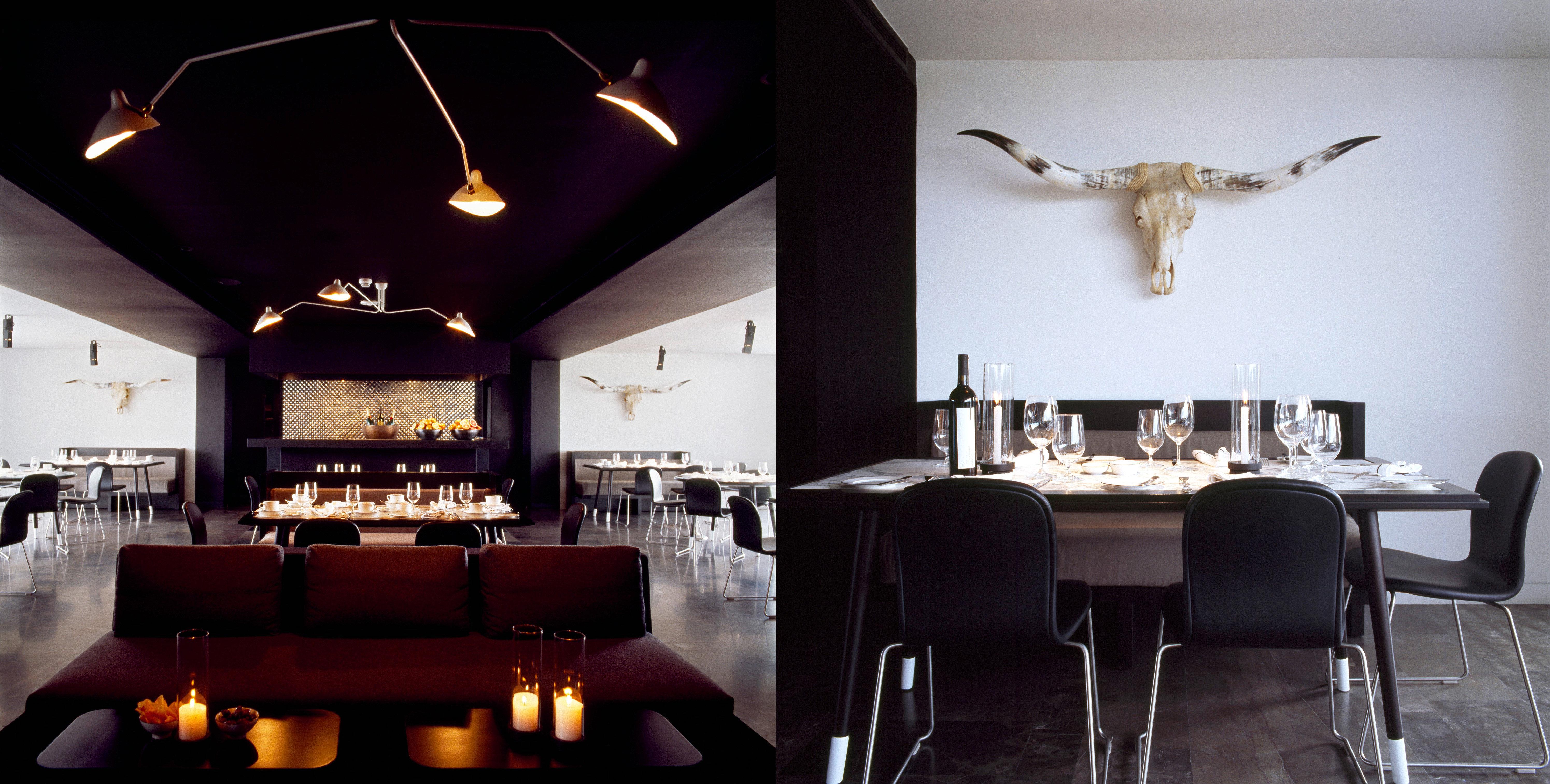 restaurant lighting Bar function hall