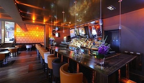 Bar nightclub restaurant function hall